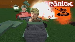 Roblox- Boss Mania