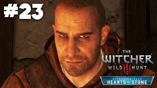 The Witcher 3 : Hearts of Stone FR | Episode 23 : Le visage du Diable ( PS4 )