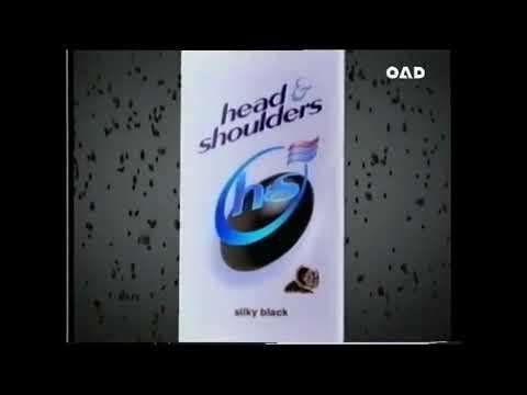 Head U0026 Shoulders Silky Black / Clairol Herbal Essences, Thailand - 2003/2546