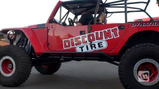 Discount Tire Sponsored EVO 1 - 6.1 HEMI KoH Race Rig Starting Up