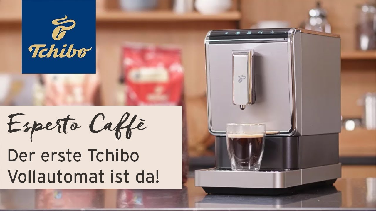 pick up half price authentic Der neue Kaffeevollautomat ist da: Esperto Caffè | Tchibo