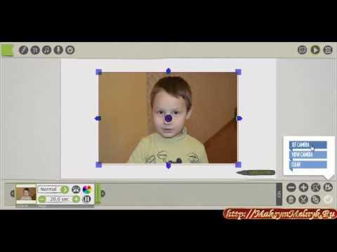 Как правильно загрузить картинку в программу VideoScribe?