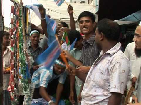 Bangladesh mad for Argentina, crazy about Brazil