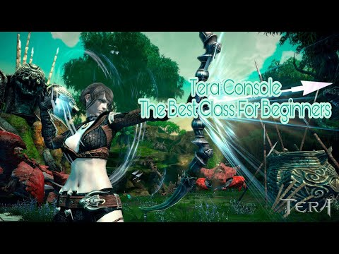 Tera Console - The Best Class For Beginners (My Opinion)
