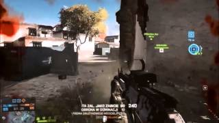 Battlefield 4 - Fragmovie #1 ESL By Mefisto
