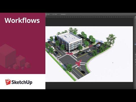 3D Urban Planning & Design Software | 3D City Drawing & Planning