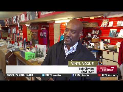 Soaring vinyl sales put music industry in a spin