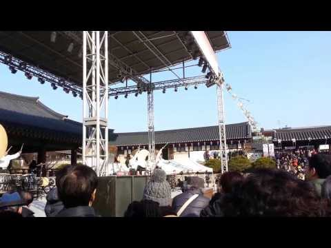 20140131 Namsangol Hanok Village Seollal Festival