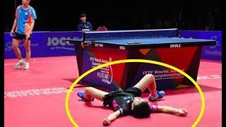 【卓球】張本智和!個人的にチョレイした!スーパープレイを厳選してみました・・・【衝撃】