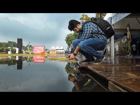 Reflection Photography on a Rainy Day: Photography Vlog
