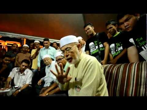 Video: Haron Din Mahu Sembelih Umno!