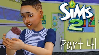 Let's Play: The Sims 2 - Part 41   Planetary Pet Store