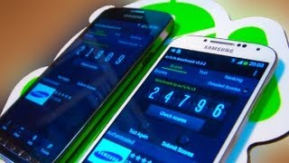 samsung galaxy s4 v s4 active benchmarks