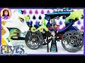 Lego Elves Build the Bat Carriage Emily & Noctura's Showdown Review Silly Play