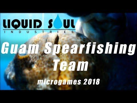 Micronesian Games 2018: Guam Spearfishing Team