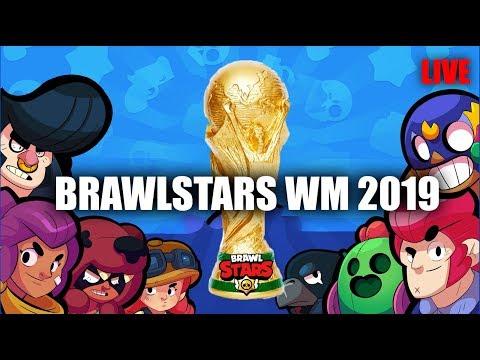 Brawl Stars WM 2019 (HALBFINALE) Um Preisgeld!
