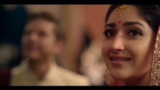 Beautiful indian girl jewellers tv ads