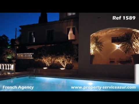 Luxury property for sale in Super Cannes Cote d'Azur