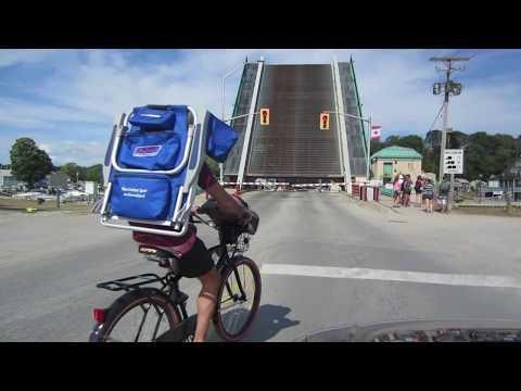 Port Stanley - Big Beach Drive & Tour