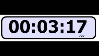 5 minute countdown stopwatch with audio marker every 30 seconds screenshot 5