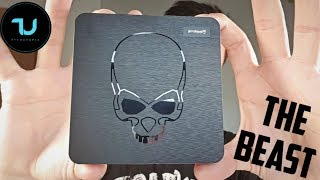 Beelink GT King Unboxing/Hands on Android 9 TV Box competitor to Android Shield Amlogic S922X