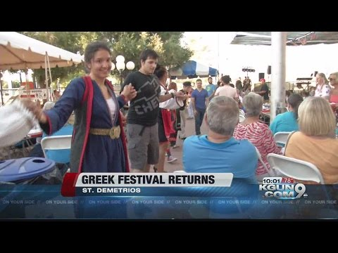 Opa! Tucson Greek Festival wraps with record attendance