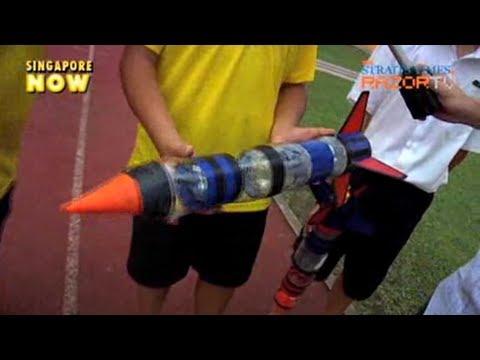 Make your own home made rocket (PET rockets Pt 2)