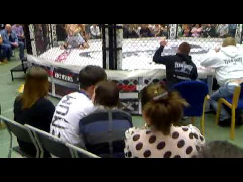 Bungy st andrews mma fight