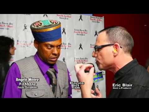Fishbone's Angelo Moore & Eric Blair Talk Fishbone Breaking Down Barriers