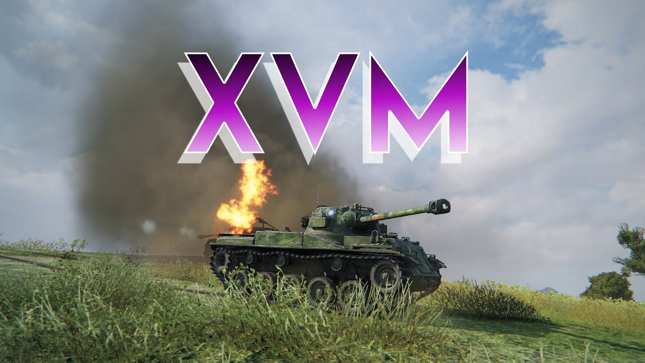I have 3500 Overall Wn8 and still dont run XVM