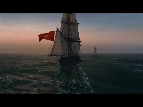 Naval Action Beauty:  Coming out of the Mist