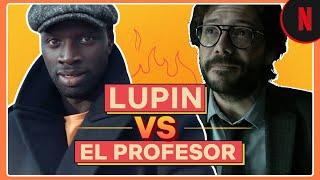 Lupin vs El profesor, ¿quién es más inteligente?