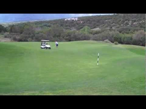 The Hideout Golf Course, Monticello Utah