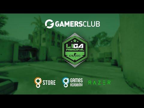 Liga Principal Gamers Club #8 (Grande Final) - Checkmate vs. GamerHouse (Mapa 1 - Overpass)