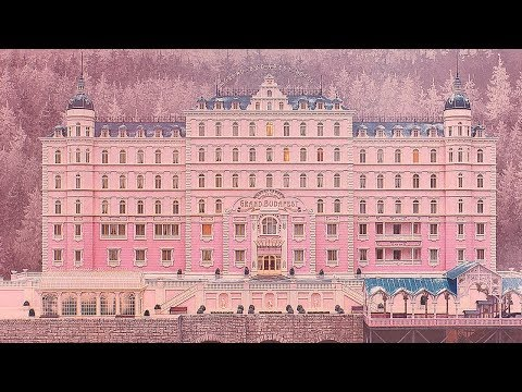 a story, The Grand Budapest Hotel.