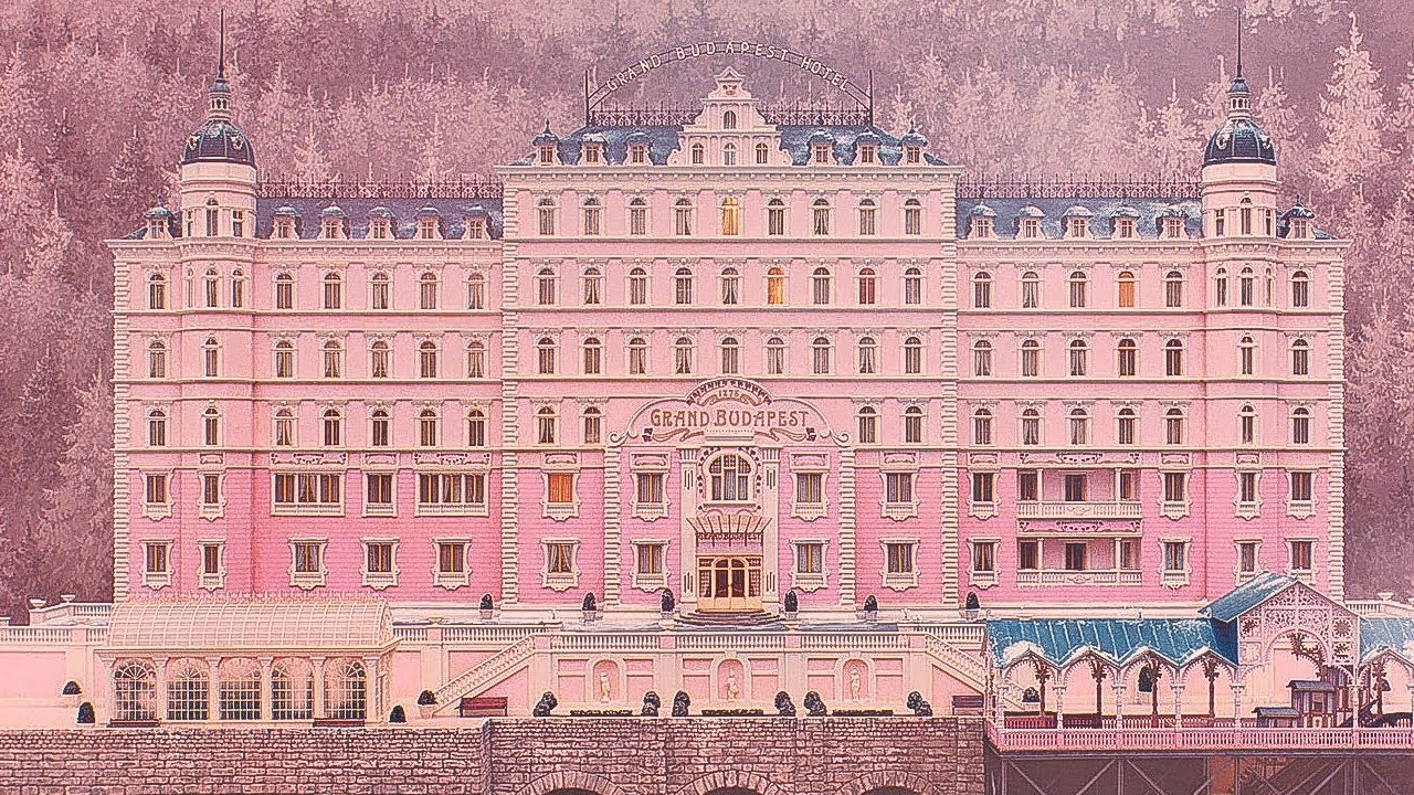Grand Budapest Hotel Kritik