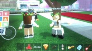 Playing roblox with the kindest people ever