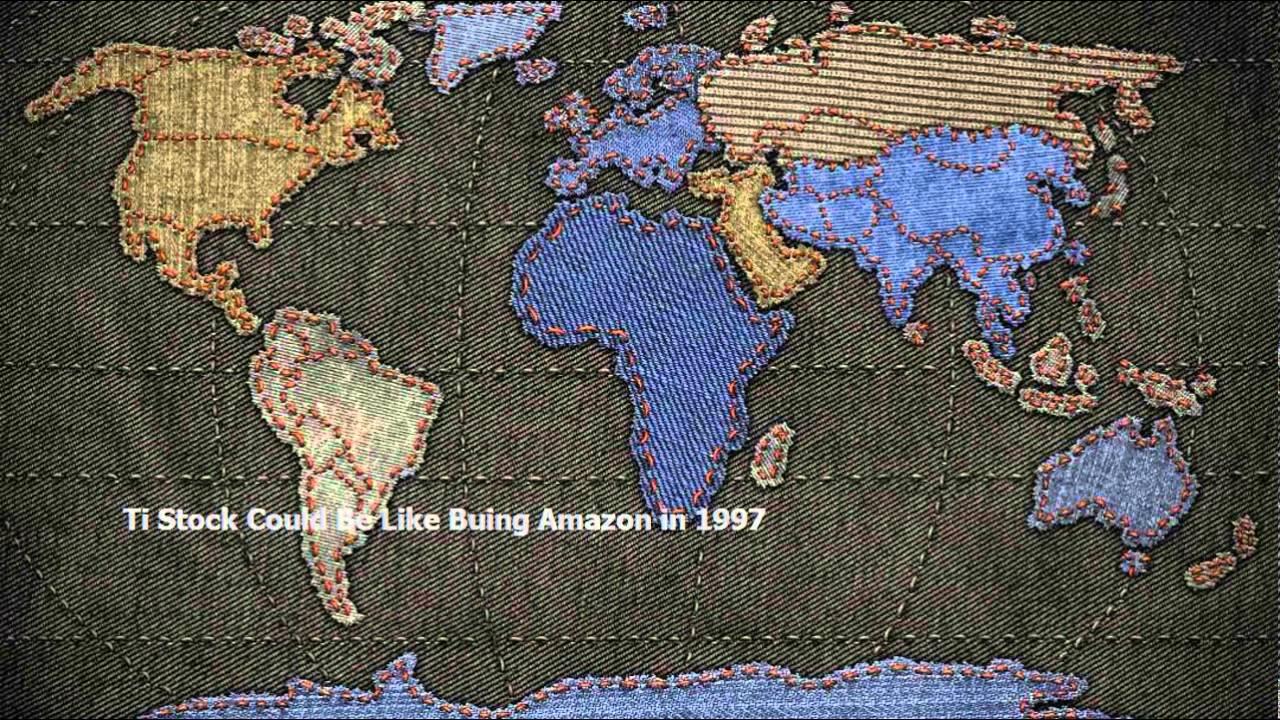 Amazon Stock In 1997
