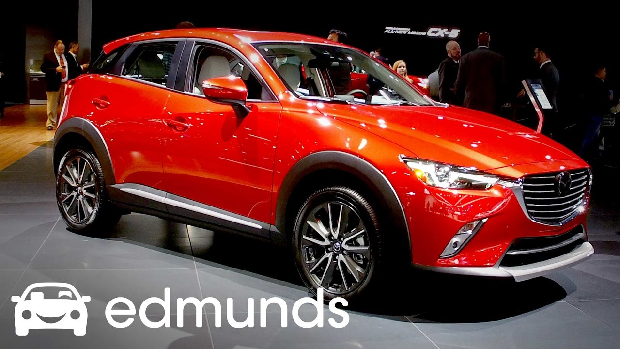 Mazda Cx Suv Pricing For Sale Edmunds