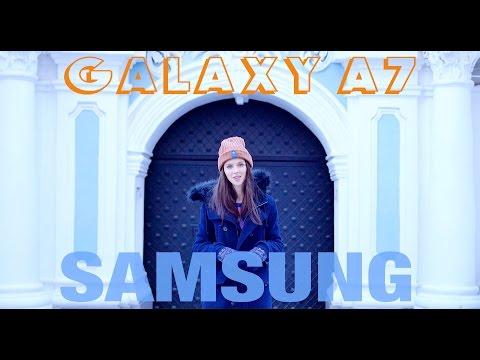 Samsung Galaxy A7 2016: А-флагман