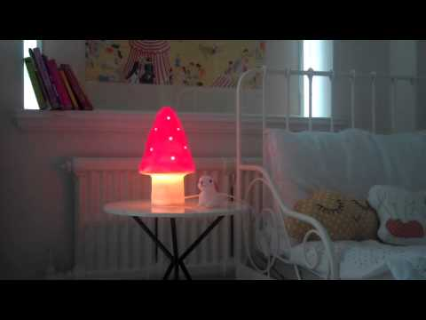 Heico Little Mushroom Lamp By Pehome C You