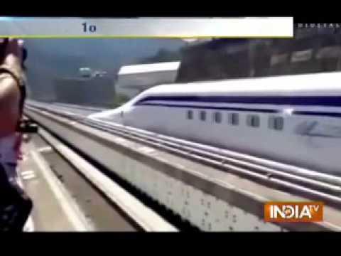Team Modi In Action To Run Bullet Train In India