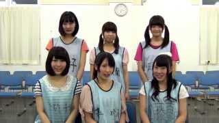 """フラップガールズスクールさんから、@JAM 2013 """"Next Stage LIVE""""出演に..."""