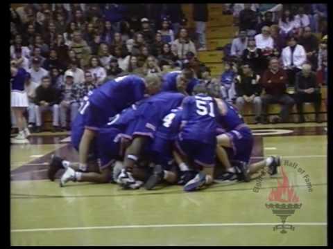 ESHOFF OFFICIAL VIDEO - Larkin Royals vs. Elgin Maroons - Varsity Basketball - 1/6/95