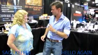 "CMA Music Festival, ""Hello Again""/ Sage Keffer greets his fans: Day 2 Video 12"