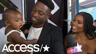 Gabrielle Union: Dwyane Wade Is Softer With Our Baby Girl Than The Boys