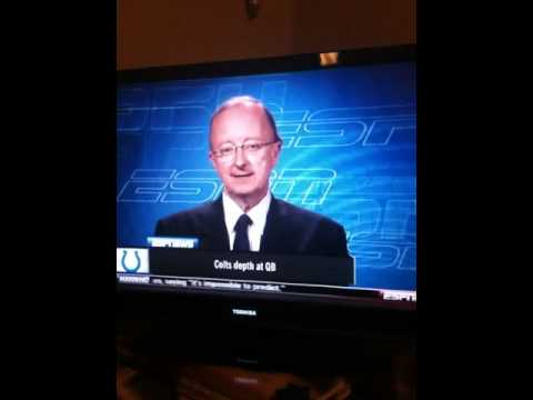 ESPN 9/11 awkward moment