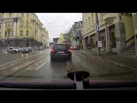 23.02.17 Таллин перед выходными-Tallinn enne 3 päevast puhkust