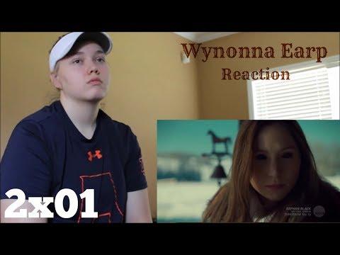 "Wynonna Earp | Reaction: 2x01 ""Steel Bars and Stone Walls"""