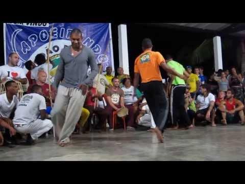 Capoeirando 2014 - Grupo Cordao De Ouro - Roda